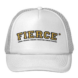 Fierce Against Cancer Hats