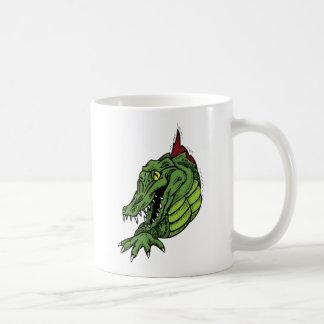 Fierce Alligator Gator Coffee Mug