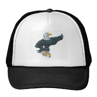 Fierce American Eagle Trucker Hat