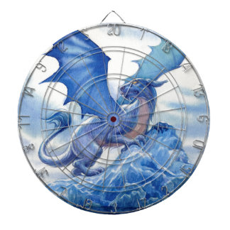 Fierce Blue Dragon Dartboards