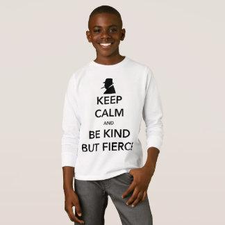 Fierce Boy's Long Sleeve T-Shirt