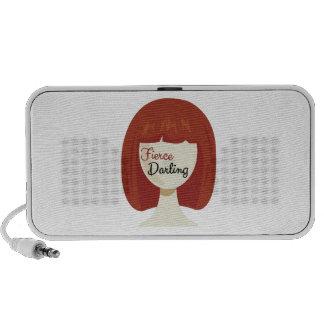 Fierce Darling Portable Speaker