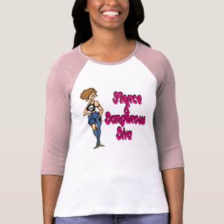 fierce diva T-Shirt