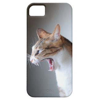 Fierce Ginger Cat Mobile Phone Case