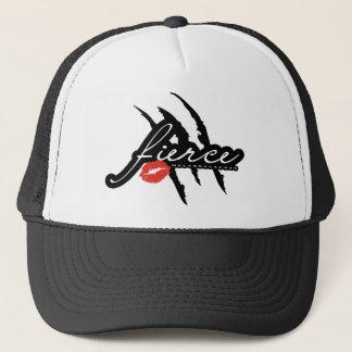 Fierce Kiss Trucker Hat