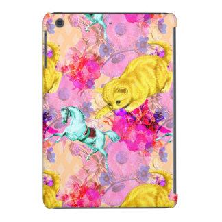 fierce kittens cute kawaii iPad mini case