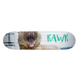 Fierce Kitty Skateboard Deck