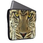 Fierce Leopard Computer Sleeves