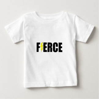 Fierce Lightening Baby T-Shirt