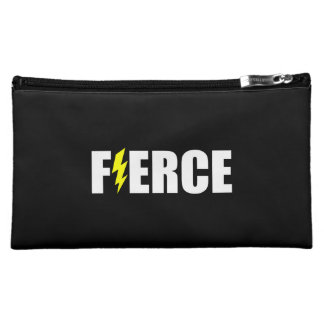 Fierce Lightening Makeup Bag