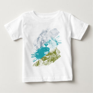 Fierce Lion Baby T-Shirt
