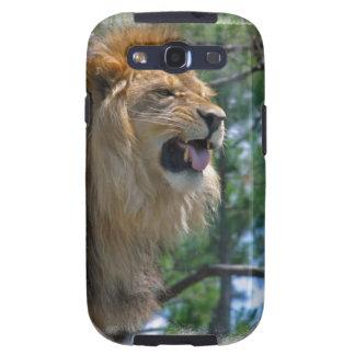 Fierce Lion Samsung Galaxy S3 Case
