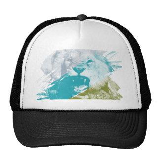 Fierce Lion Trucker Hat