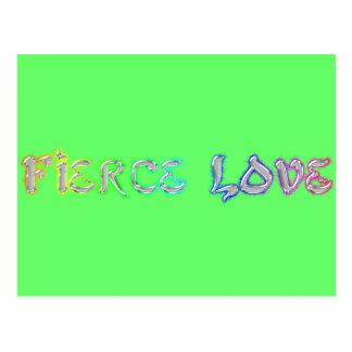 Fierce Love Cards