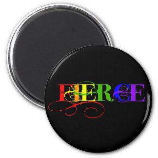 Fierce Fridge Magnets