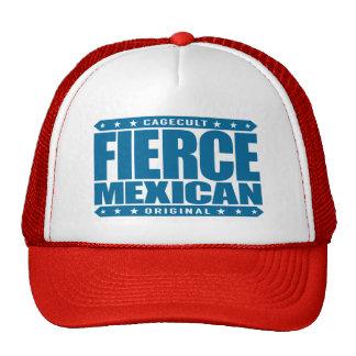 FIERCE MEXICAN - A Fearless Ancient Mayan Warrior Trucker Hat