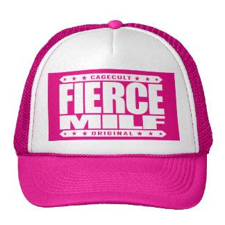 FIERCE MILF - Fearless Mother I'd Like To Fight Trucker Hat