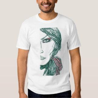 fierce model t shirts