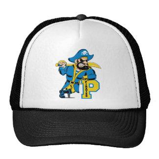 Fierce Pirate Captain Hat