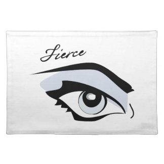 Fierce Cloth Place Mat