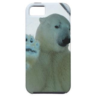 Fierce Polar Bear iPhone SE/5/5s Case