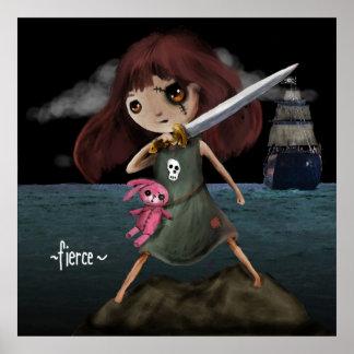 Fierce Poster