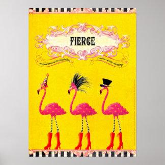 Fierce (Print)