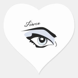 Fierce Sticker