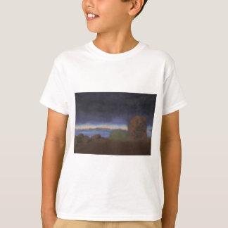 Fierce Storm over Lake, T-shirt / Shirt