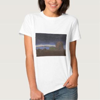 Fierce Storm over Lake, T-shirt/ Shirt