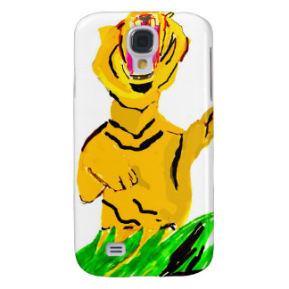 Fierce Tiger Samsung Galaxy S4 Cover