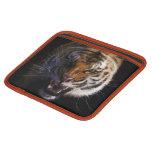 Fierce Tiger Wildlife Fine Art iPad Sleeve