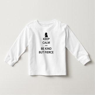 Fierce Toddler Long Sleeve T-Shirt