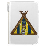 Fierce Vikings and Tent Kindle Case