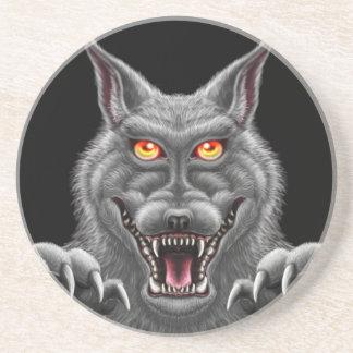 Fierce Werewolf Coaster
