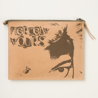 Fiercely Yours Travel Pouch