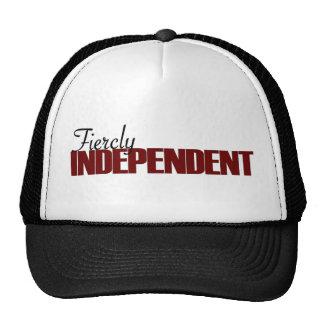 Fiercly Independent Trucker Hat