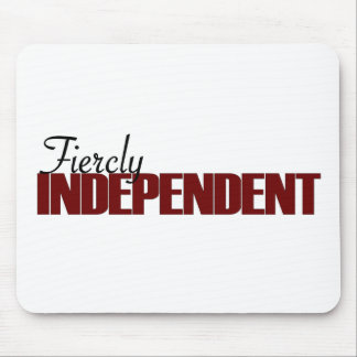 Fiercly Independent Mouse Pad