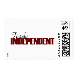 Fiercly Independent Stamps