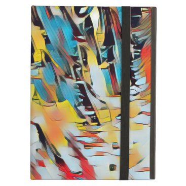 Fiery abstract case for iPad air