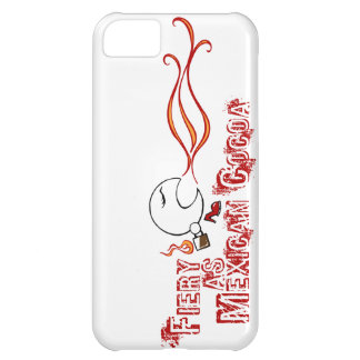 Fiery as Mexican Cocoa Case For iPhone 5C