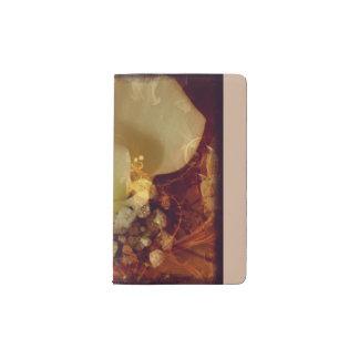 Fiery Corsage Pocket Moleskine Notebook