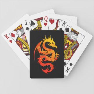 FIERY DRAGON CARD DECKS