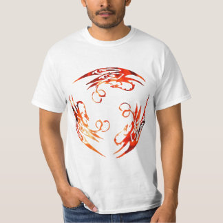 Fiery Dragons T-Shirt