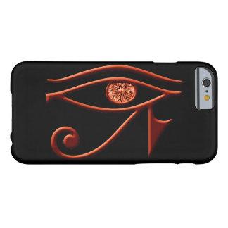 Fiery Eye Of Horus iPhone 6 Case