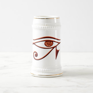 Fiery Eye Of Horus Stein