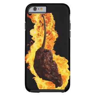 Fiery Ghost Pepper Tough iPhone 6 Case