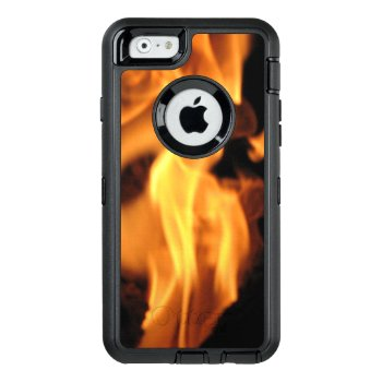 Fiery Hip Otterbox Defender Iphone Case by PattiJAdkins at Zazzle