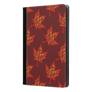 Fiery Leaves iPad Air Case