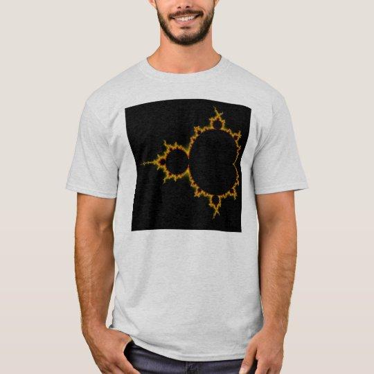 Fiery Mandelbrot Set Shirt